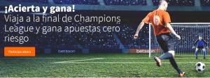 champions league Betsson
