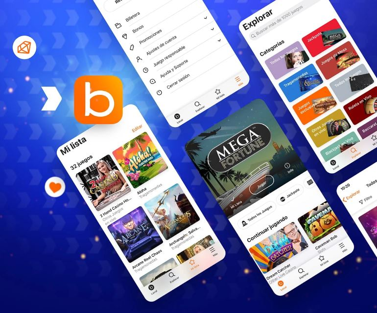 App Móvil de Betsson Perú