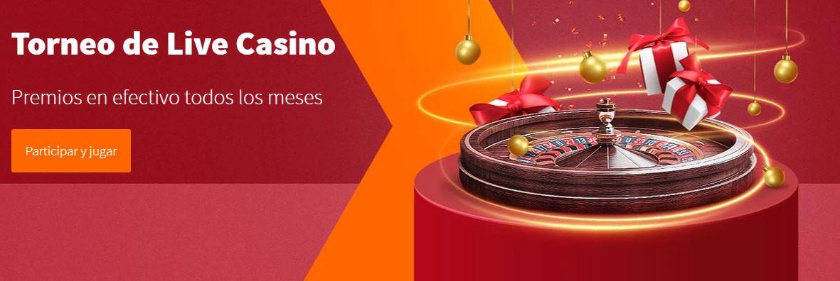 torneos de casino betsson