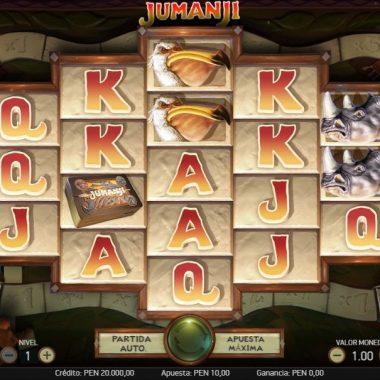Betsson Bonos Casino Tragamonedas Jumanji
