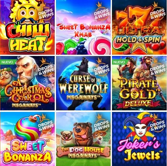 Casino Betsson Bonos y promociones