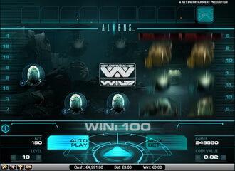 registrarse en Betsson y jugar a Aliens