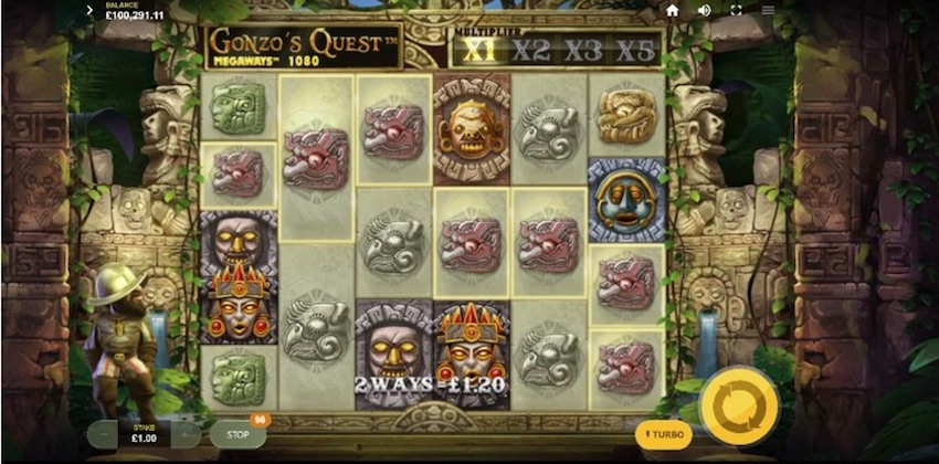jugar tragamonedas gratis gonzo quest