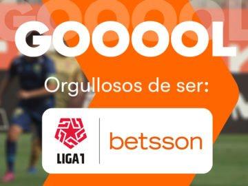 Liga 1 Betsson apuestas deportivas Perú
