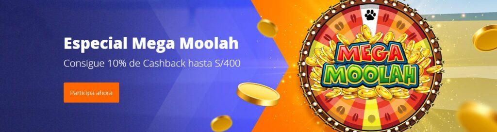 Especial Mega Moolah