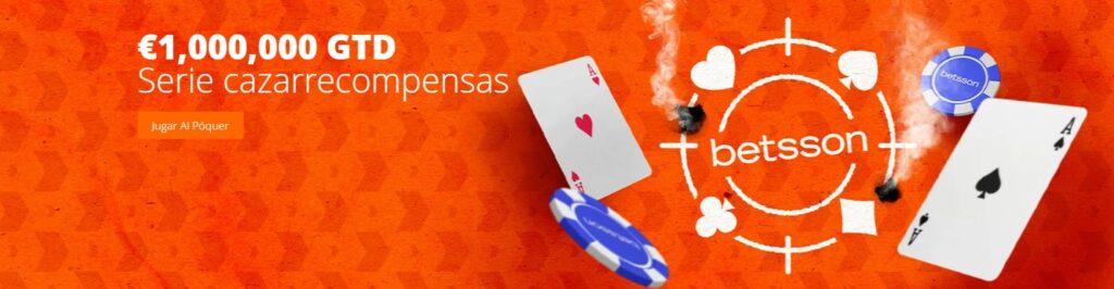 cazarrecompensas póker