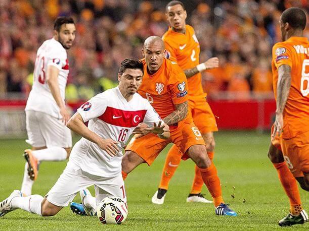 Apostar Turquía vs. Holanda
