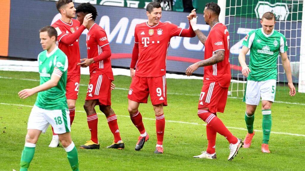 Apostar por Bayern Múnich