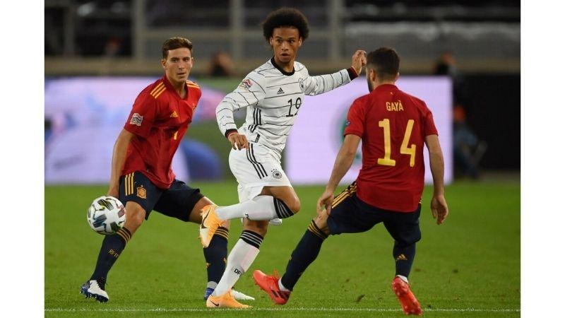 España vs. Alemania con Betsson