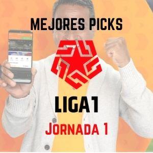 Liga 1 Jornada 1 Apuestas Deportivas Perú