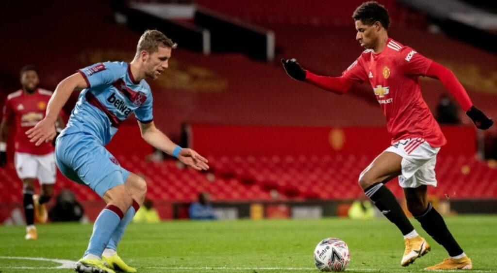 Apostar por Manchester United en las casas de apuestas deportivas