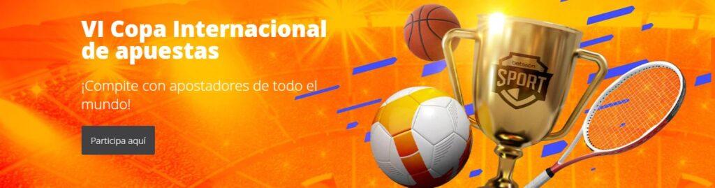 IV copa internacional de apuestas deportivas