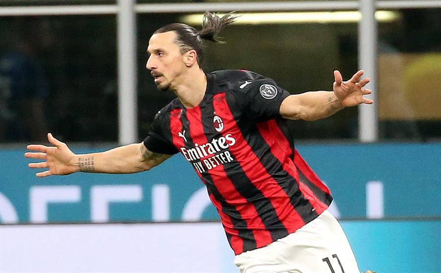 Zlatan Ibrahimovic jugador destacado