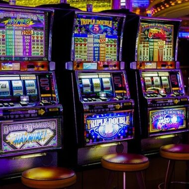 tragamonedas en casino betsson