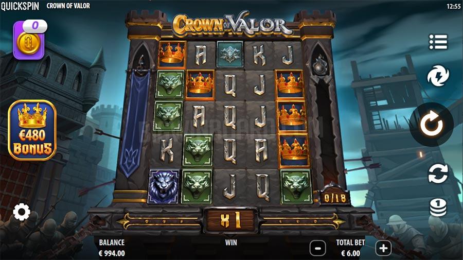 juego base crown of valor