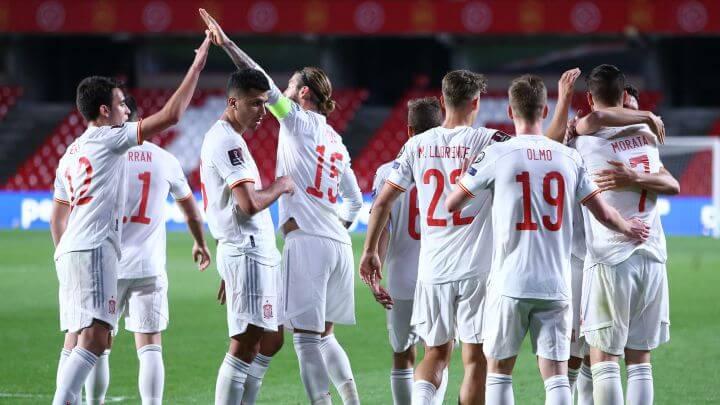Apostar en Betsson Perú Georgia vs. España