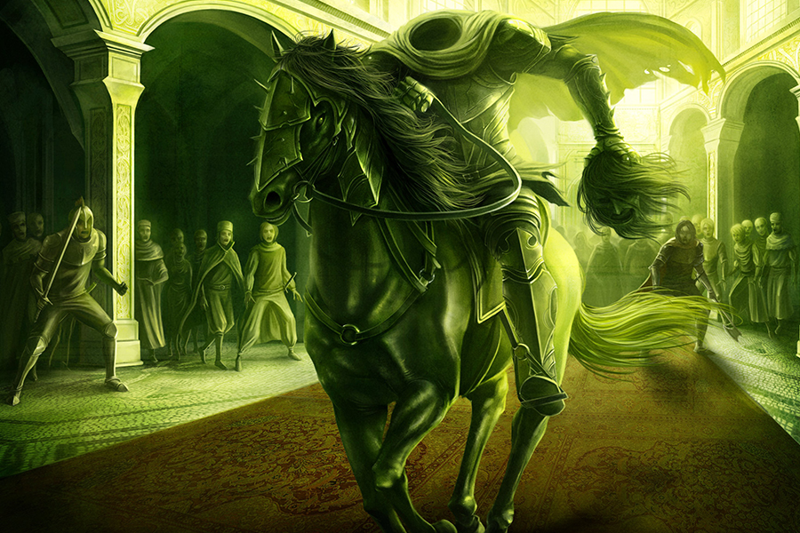 The Green Knight - slot - Review