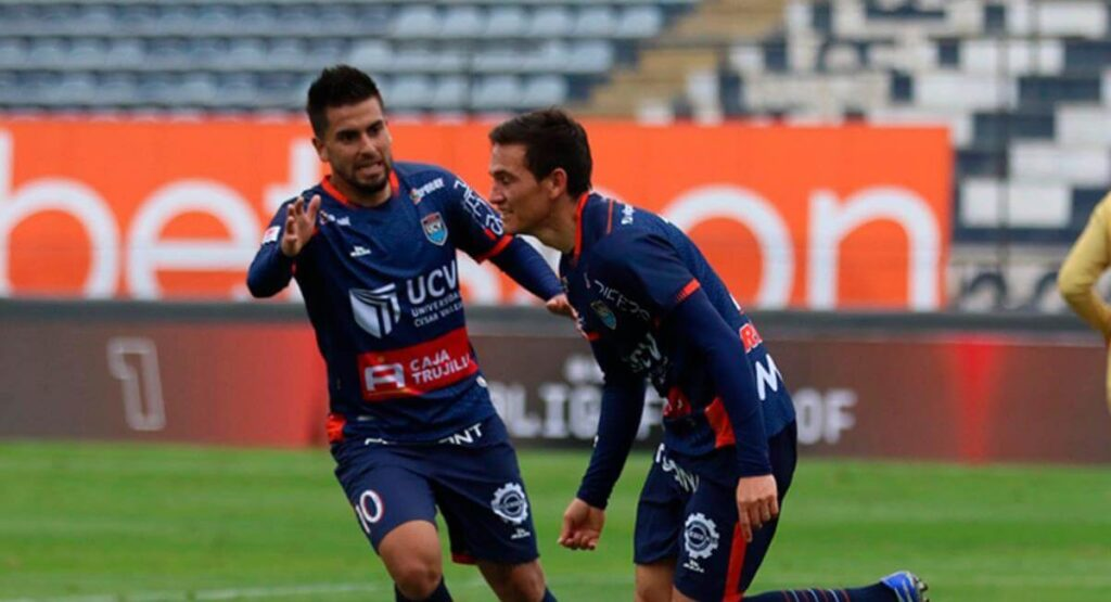 Liga 1 Betsson Apostar UCV vs Carlos Mannucci