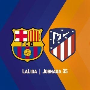Betsson Perú Barcelona Atletico Madrid Pronostico